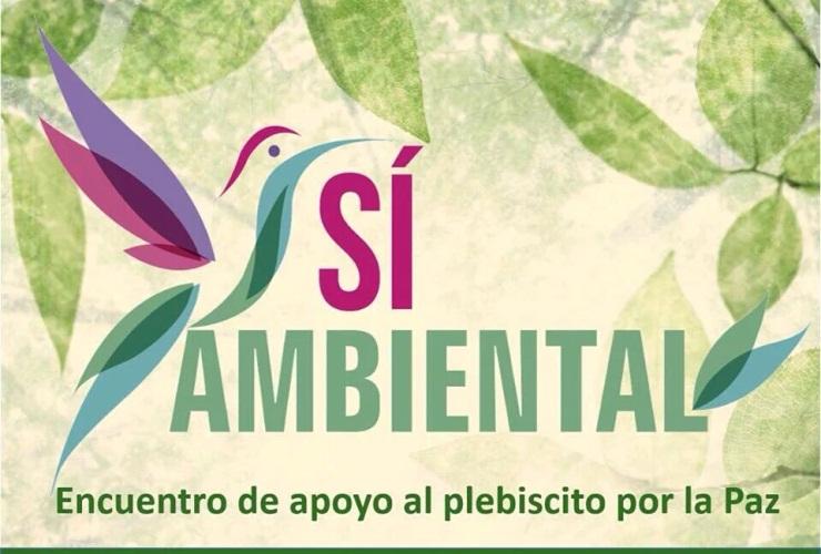 El 'Sí Ambiental', que desde ya trabaja en la implementación de los acuerdos de paz