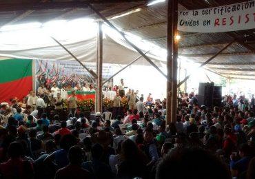 Histórico encuentro entre comunidades indígenas y delegaciones de paz en Cauca