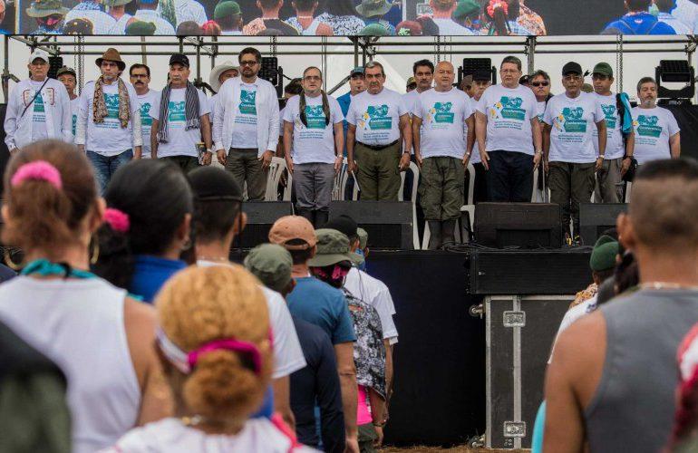 ¿Cómo viven los habitantes de San Vicente del Caguán la Conferencia de las FARC?