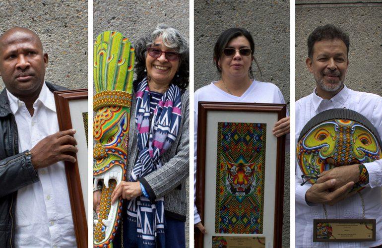 Estos son los ganadores del premio Nacional a la Defensa de los Derechos Humanos