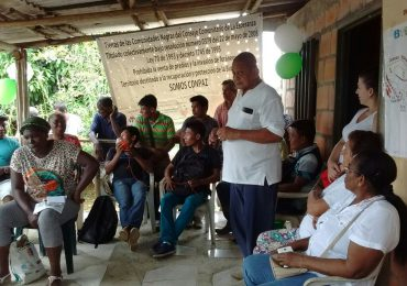 Ante presión paramilitar, comunidad declara Territorio de Paz en Buenaventura