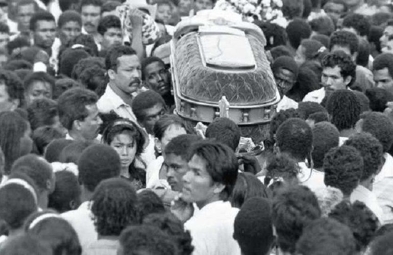 """""""Las víctimas de la masacre de La Chinita sí perdonamos"""""""
