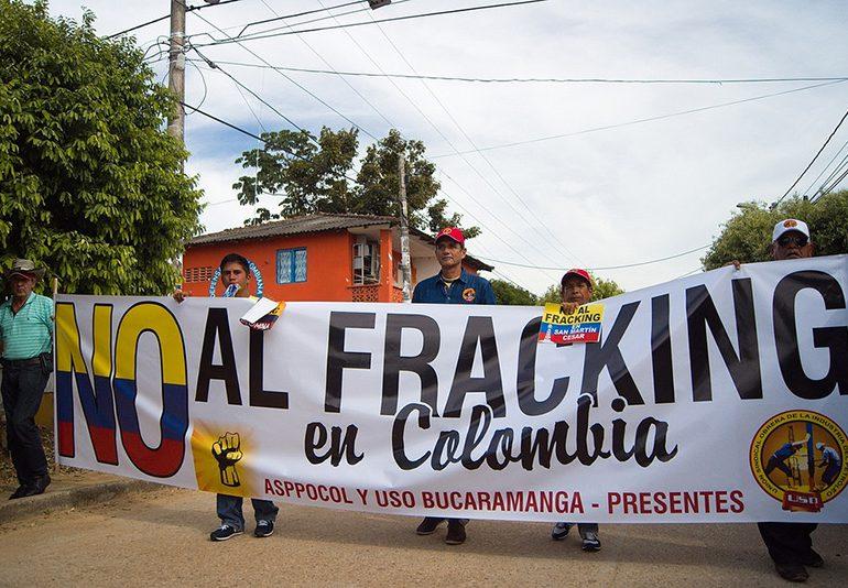 Hay dos nuevos contratos para fracking en el departamento del Cesar