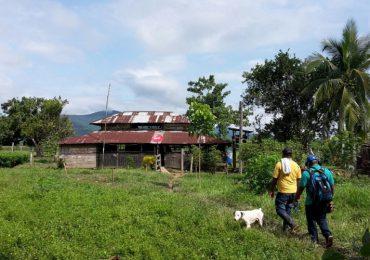 Familias confinadas en sus fincas por ataques paramilitares en Guacamayas