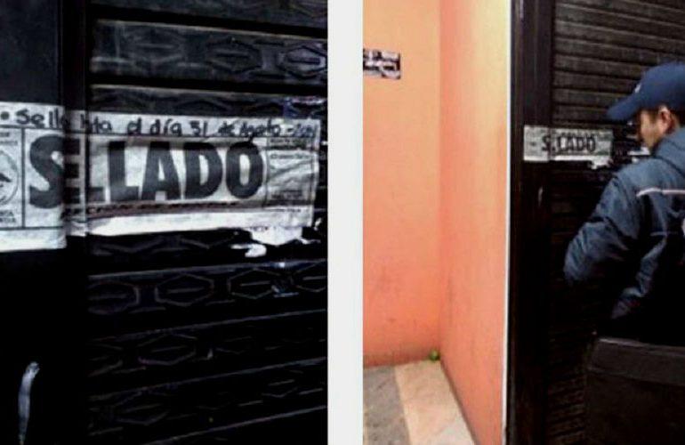 Más de 2 mil afectadas por sellamientos de bares en el Restrepo