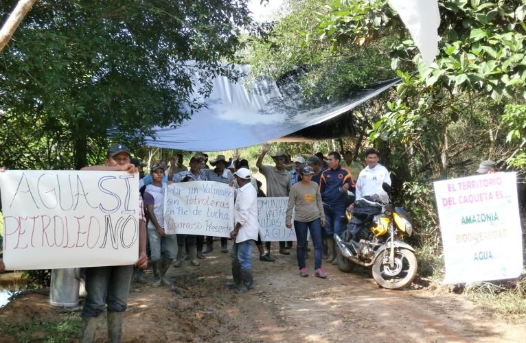 Enfrentamientos en Doncello, Caquetá dejan 15 campesinos heridos