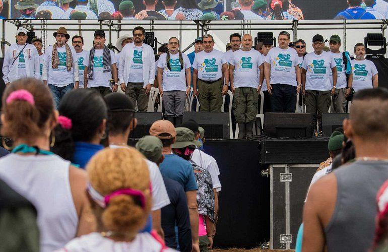 Estos serán los retos políticos de la FARC para el 2018