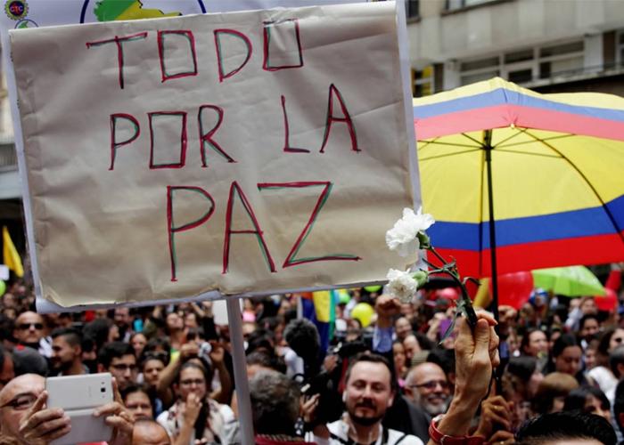 Organizaciones Internacionales apoyan Acuerdos de Paz en Colombia