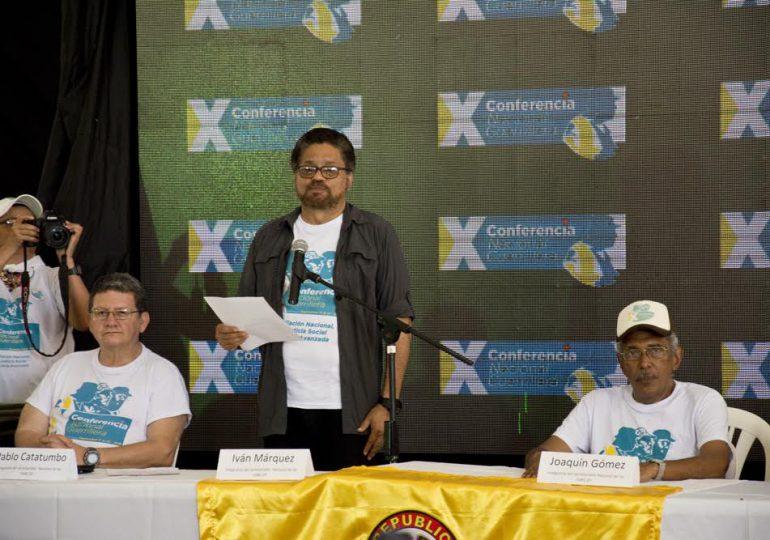 Duro reclamo de las FARC al gobierno por incumplimientos al acuerdo