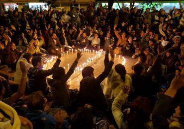 Amenazan con levantar el Campamento Permanente por la Paz en la Plaza de Bolívar