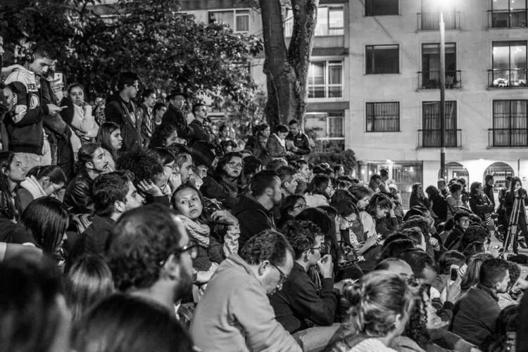 Paz a la Calle se sigue movilizando en toda Colombia