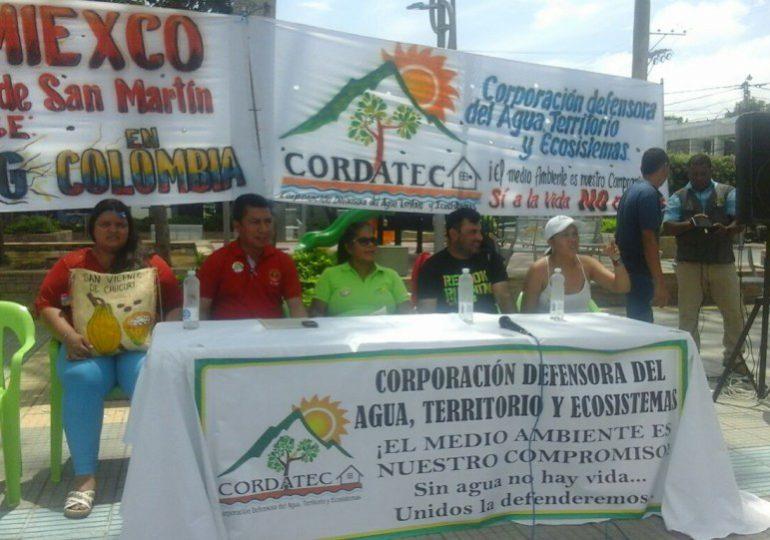 Arranca Paro Cívico en San Martín Cesar