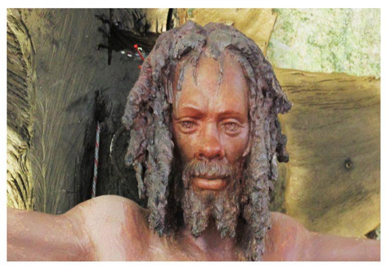 El Cristo Negro una muestra de perdón, esperanza y paz en Bojayá
