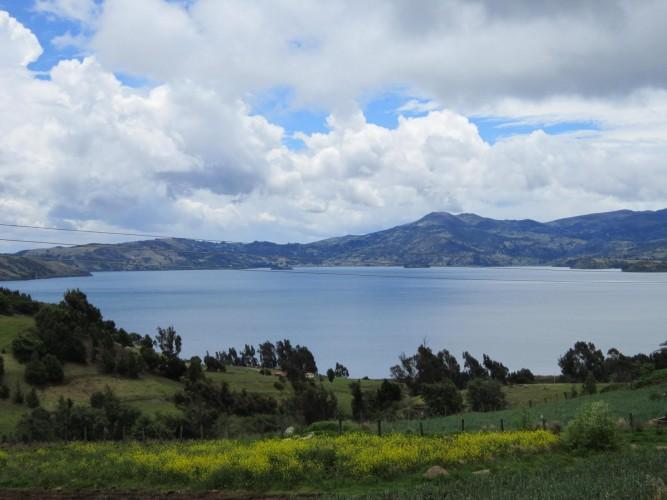 210 cuerpos de agua cerca al Lago de Tota desaparecieron por actividad petrolera