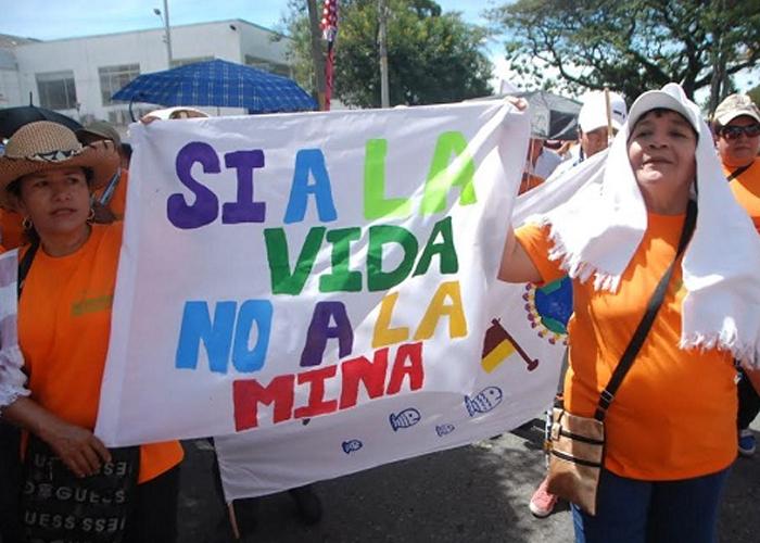 Consulta Popular en Ibagué busca frenar 35 títulos mineros