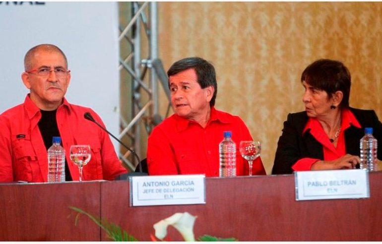 ELN y Gobierno incluyen el cese al fuego en agenda de conversaciones