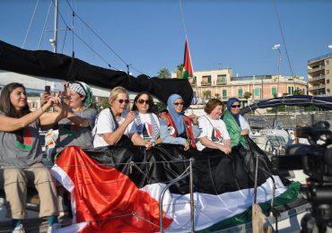 Activistas secuestradas por el ejército de Israel recuperan su libertad