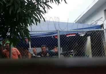 Líder sindical es agredido por ESMAD en San Martín Cesar