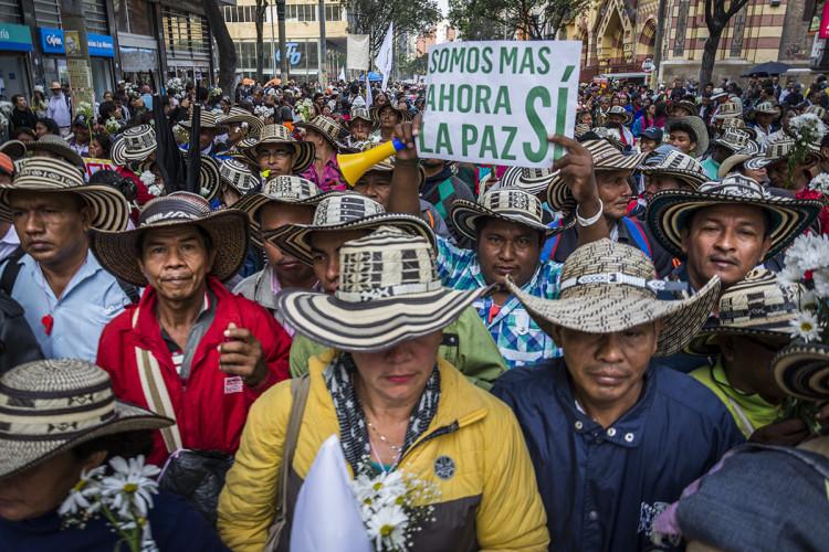 """""""Ningún tribunal de paz puede establecerse para generar impunidad"""" Alfredo Beltrán"""