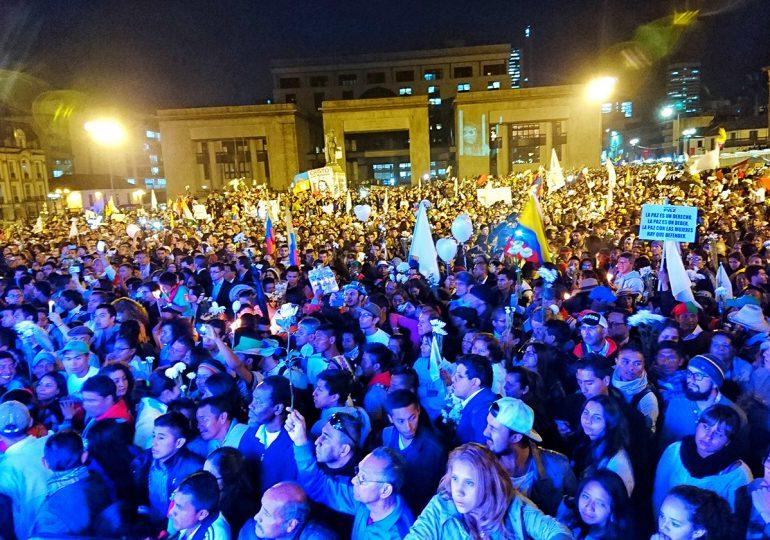 Esta semana se fortalecen las movilizaciones por la paz