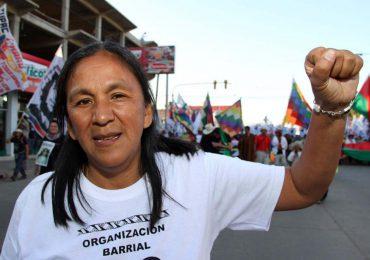 Naciones Unidas pide libertad para Milagro Sala