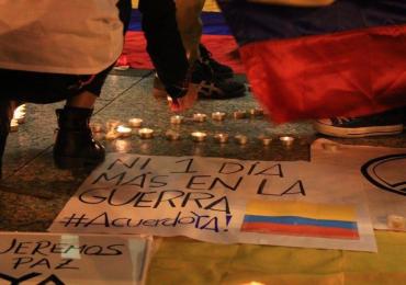 Se sigue moviendo la iniciativa ciudadana Paz a La Calle