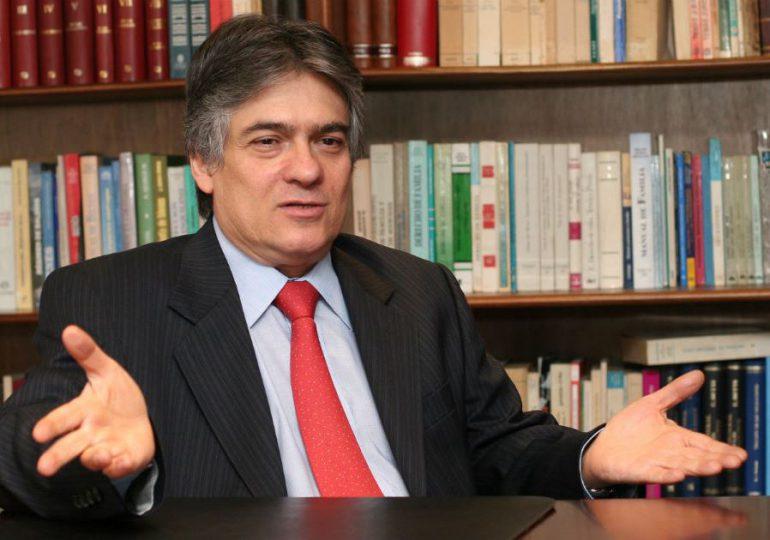 """""""Un Fiscal General que tiene una agenda política es un peligro"""" Bejarano"""