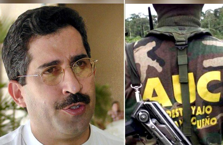 Salvador Arana el gobernador que financió grupos paramilitares