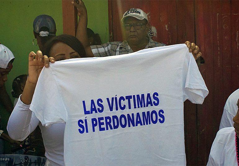 La firma del nuevo acuerdo, una esperanza para las víctimas
