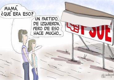 La verdadera cara de la socialdemocracia española