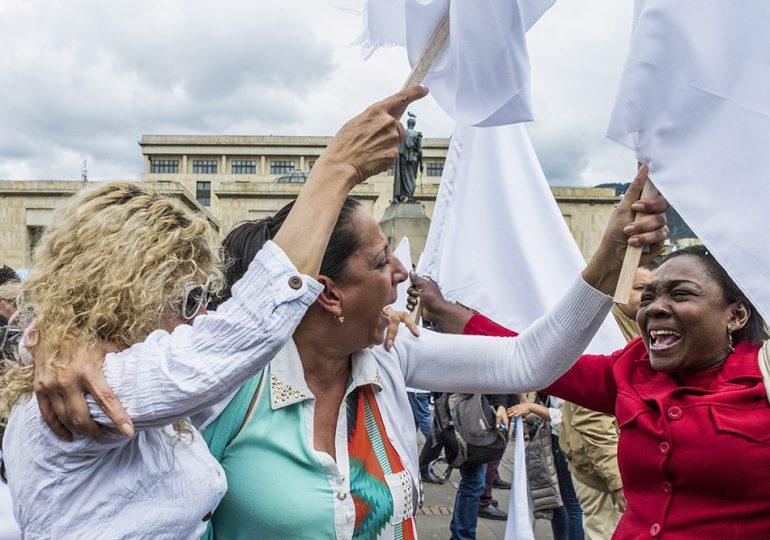 Falta implementar el 82% de los Acuerdos de Paz en Colombia