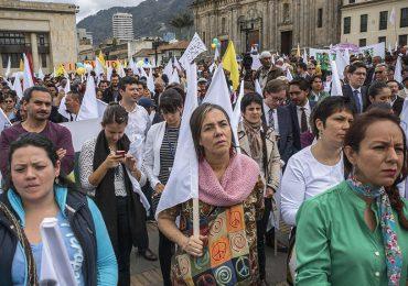 Desde enero hasta agosto de 2017 han sido asesinados ciento un líderes sociales en Colombia