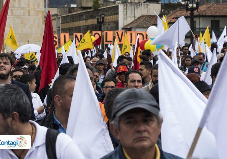 Implementación de los Acuerdos requiere movilización social: Iván Cepeda