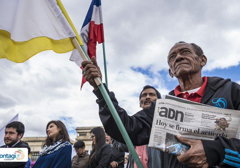 Estado de conmoción podría salvar Acuerdos de Paz: Iván Cepeda
