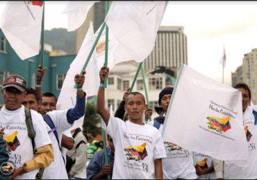 Continúan las amenazas a líderes de Marcha Patriótica