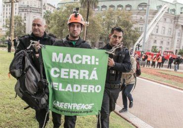 Presidente Macri incumple Ley de protección de glaciares