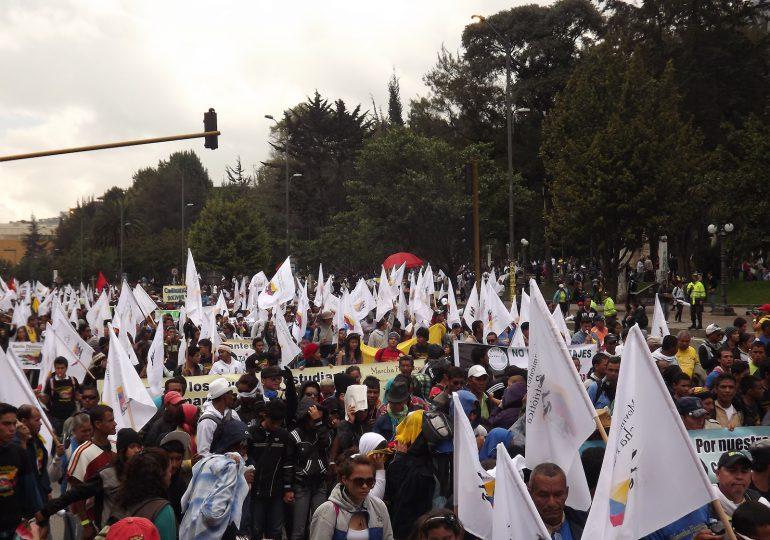 5 propuestas de Marcha Patriótica para frenar oleada de violencia