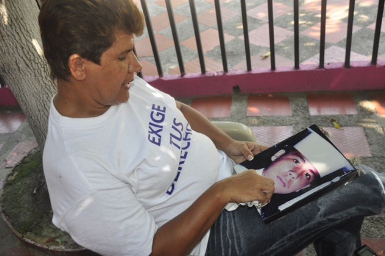 Martha Díaz, defensora de Derechos Humanos, sale ilesa de atentando