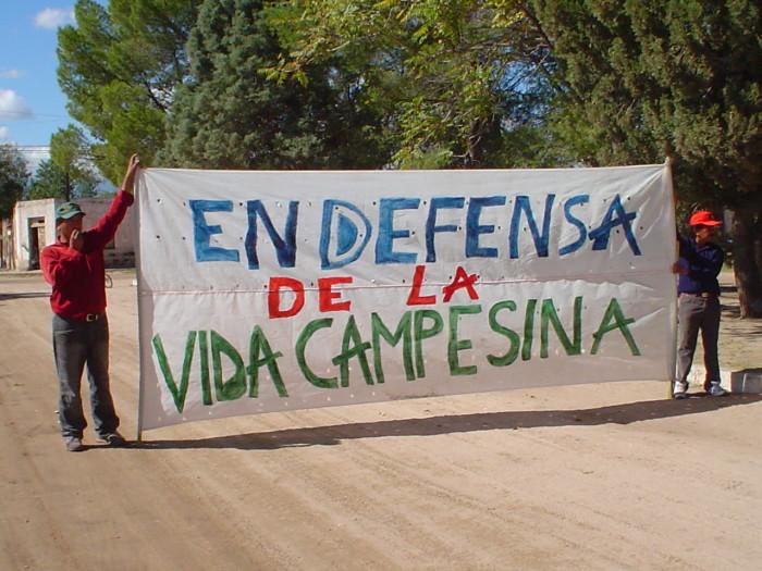 Gobierno incumple a campesinos e indígenas del sur de Córdoba