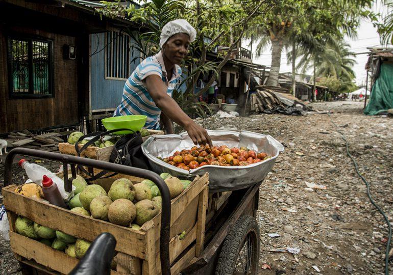 El trabajo de las mujeres en Colombia