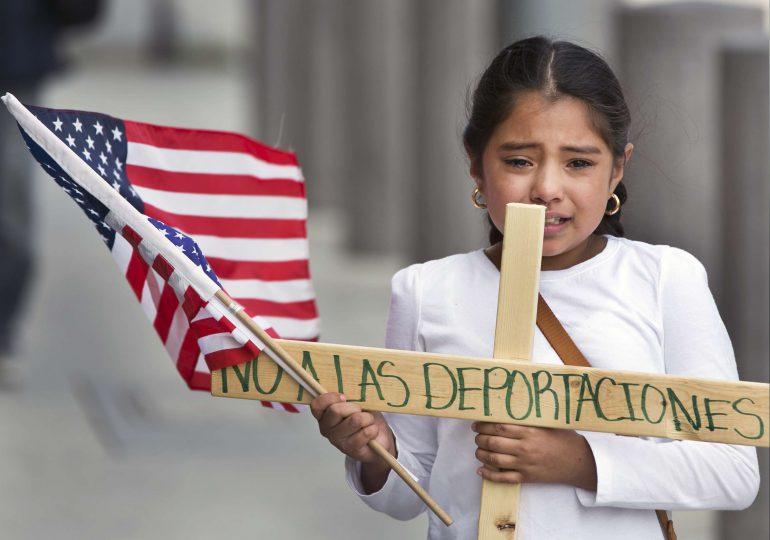 """Prepárate porque te van a deportar"""