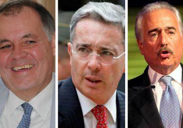 Ordoñez, Uribe, Pastrana pasemos la página: Paz a la Calle