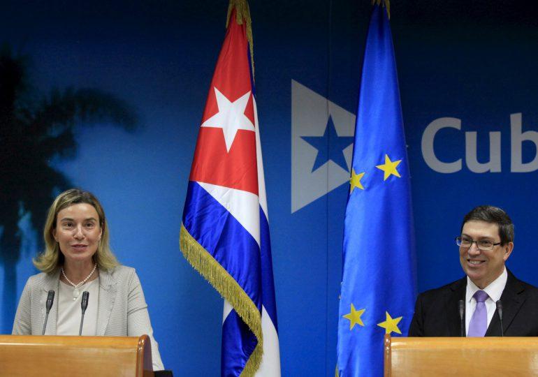 Cuba y la Unión Europea firman acuerdo de cooperación