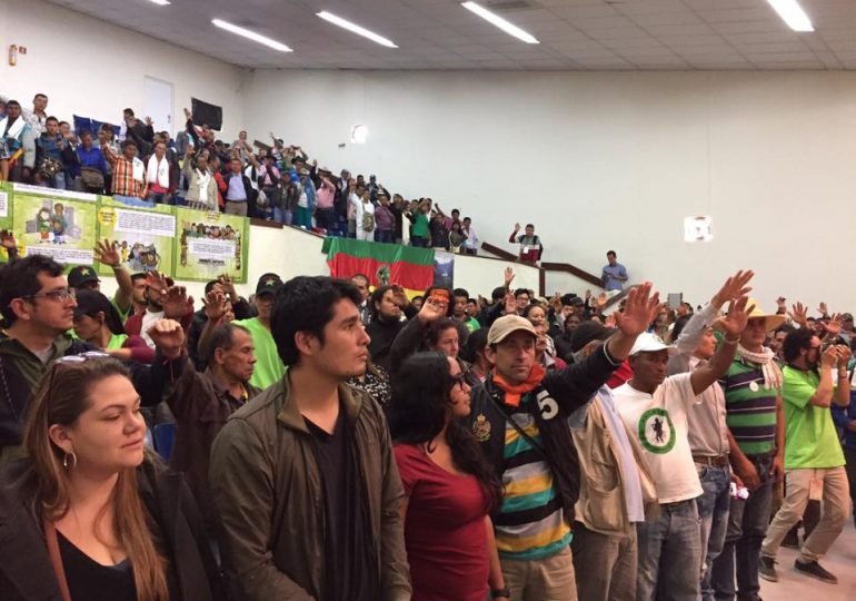 Cumbre Nacional de Paz prepara informe sobre violación a DDHH en territorios