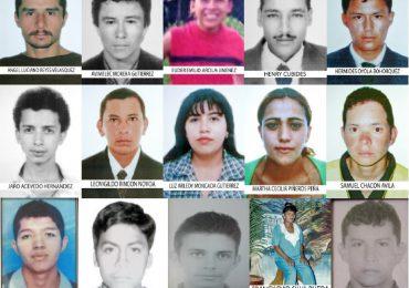 Desaparecidos regresan con sus familiares en los Llanos Orientales