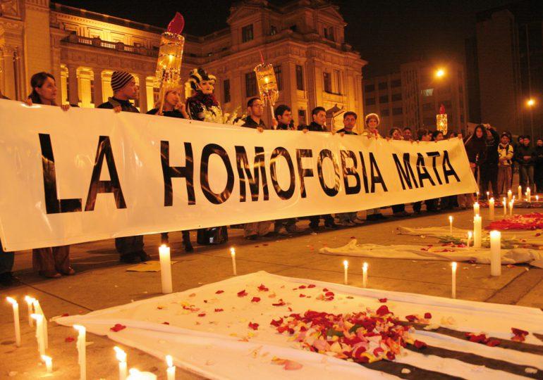 405 homicidios contra personas LGBT en los últimos 4 años