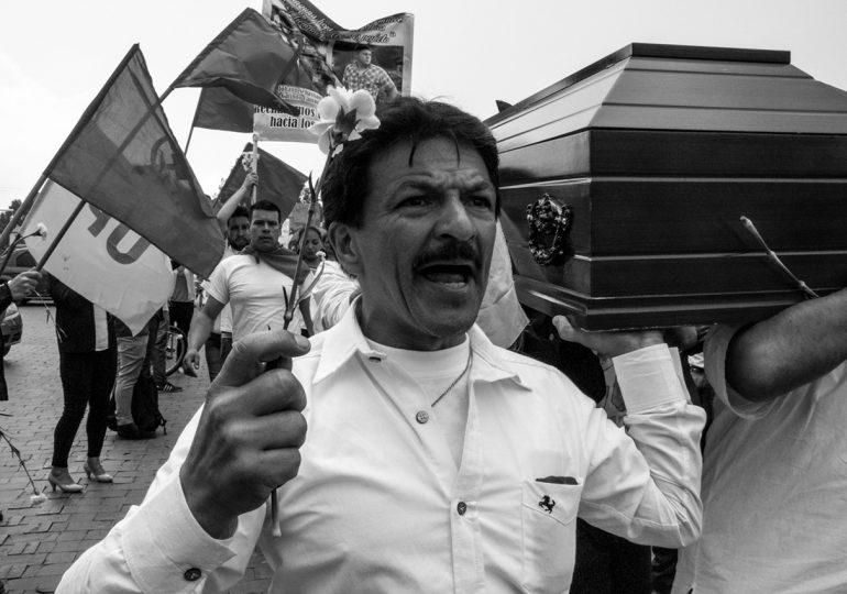 José Abdon Collazos otro líder asesinado en Sotará Cauca