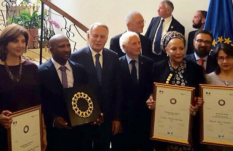 Entregan en Bogotá el premio Franco Alemán de Derechos Humanos