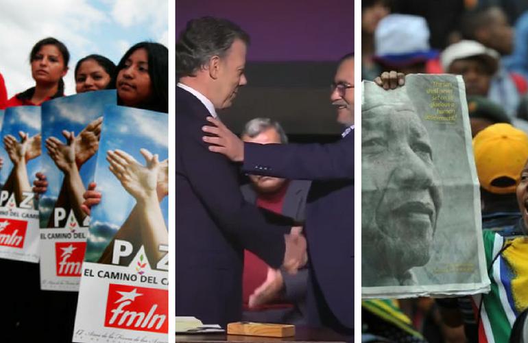 Acuerdos de paz en el mundo y sus enseñanzas para Colombia