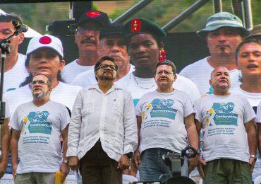 Las FARC-EP a un paso de conformar su partido político